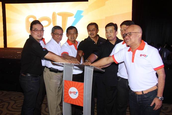 Launching Bolt 4G LTE di Medan