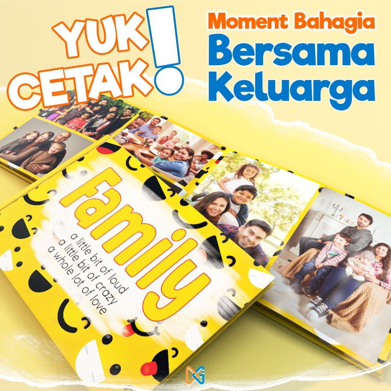Cetak Custom Photobook