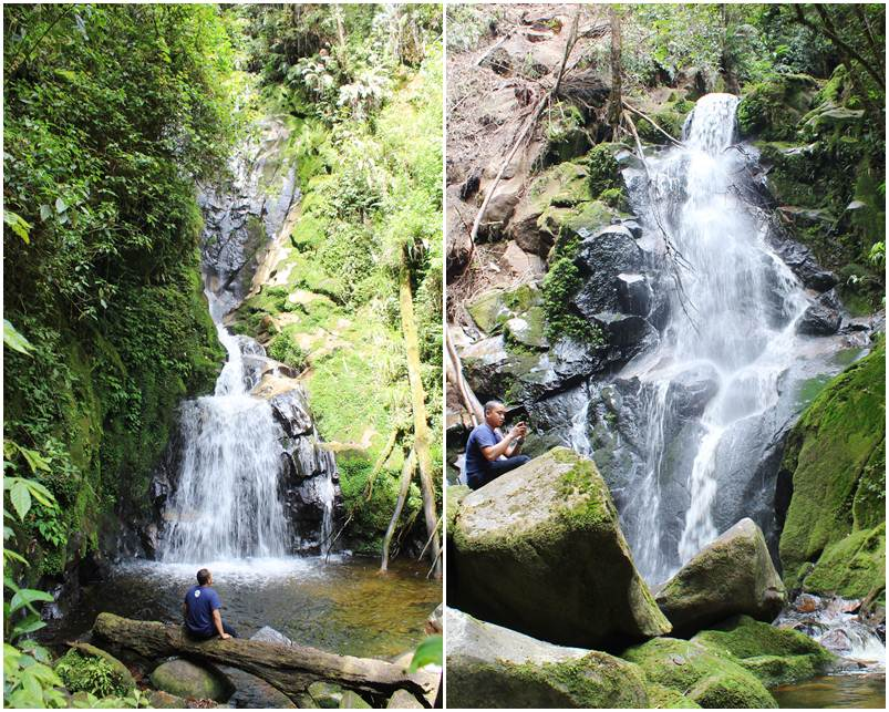 Trekking Air Terjun Taman Simalem Resort